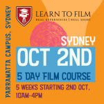 Group logo of October 2-30, Sydney