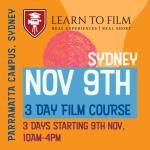 Group logo of Nov 9-11, Sydney